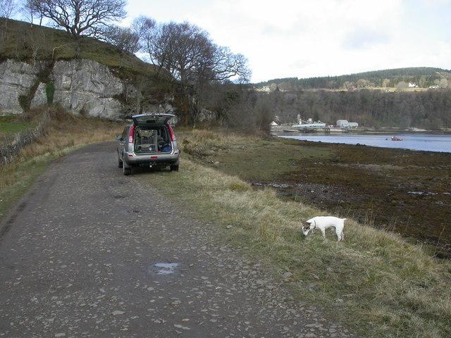 Am Miodar road,Loch Aline