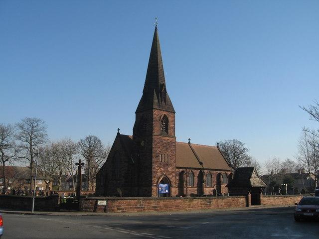 All Saints Church, Speke