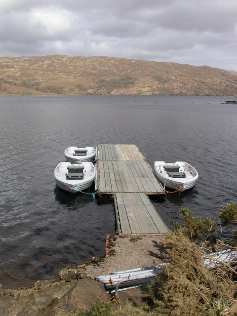 Ardtornish Estate Boats, Loch Arienas