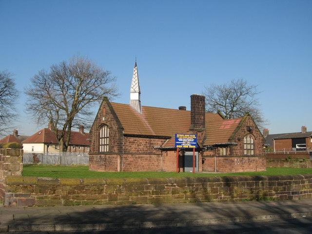 All Saints Church Hall (Speke Village School)