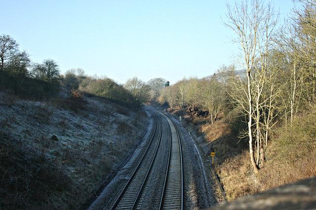 2008 : Paddington to Bristol main line