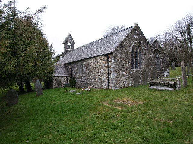 St Michael and all Angels, Trewen
