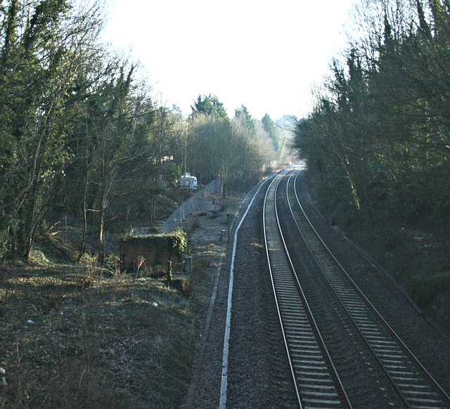 2008 : Bristol to Paddington main line
