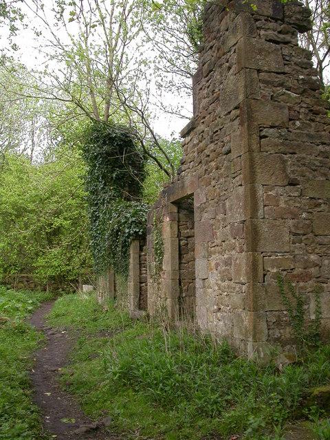 Mill Ruin,Brock Bottom
