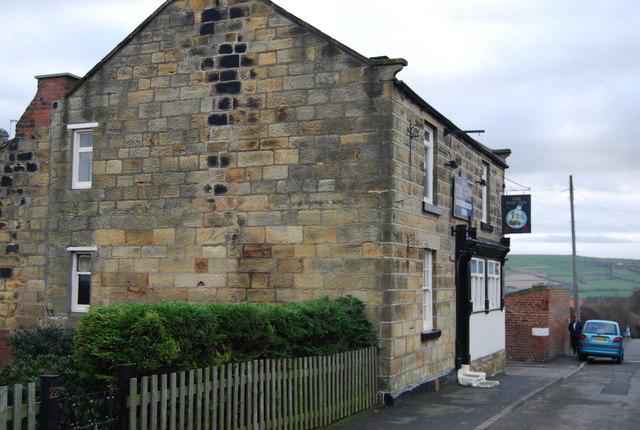Ship Inn, Port Mulgrave