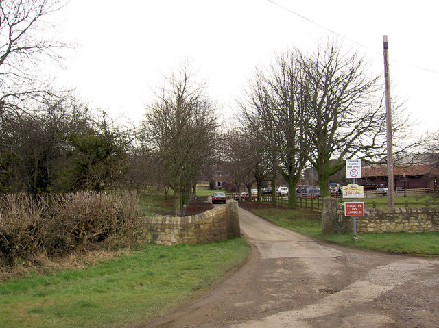 Marr Grange Farm shop