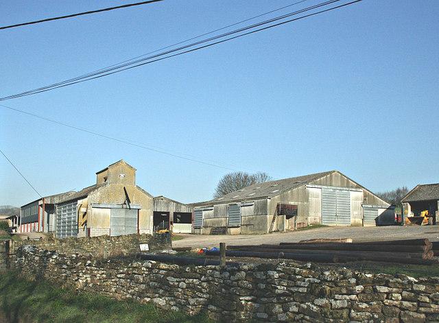 2008 : Cheyney Court Farm, Ditteridge