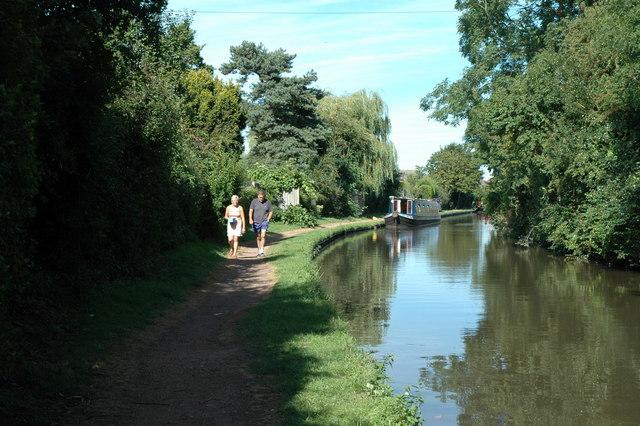 Canal at Penkridge