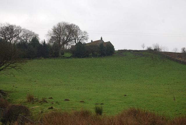Hollins seen across a field