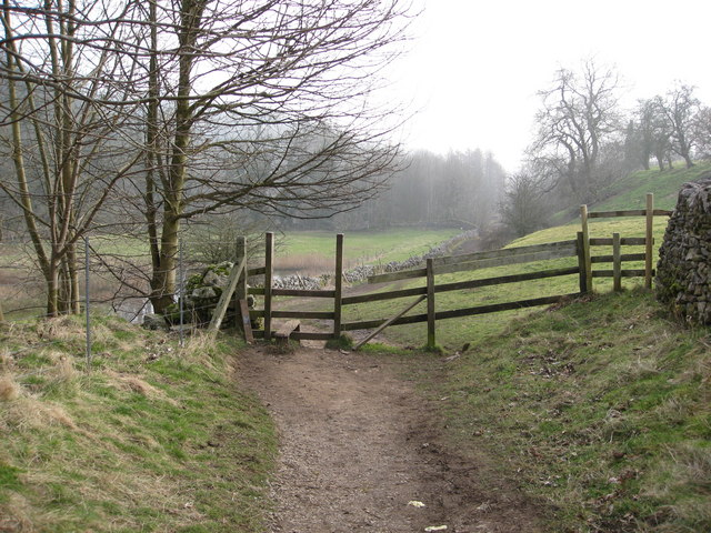Footpath to Alport