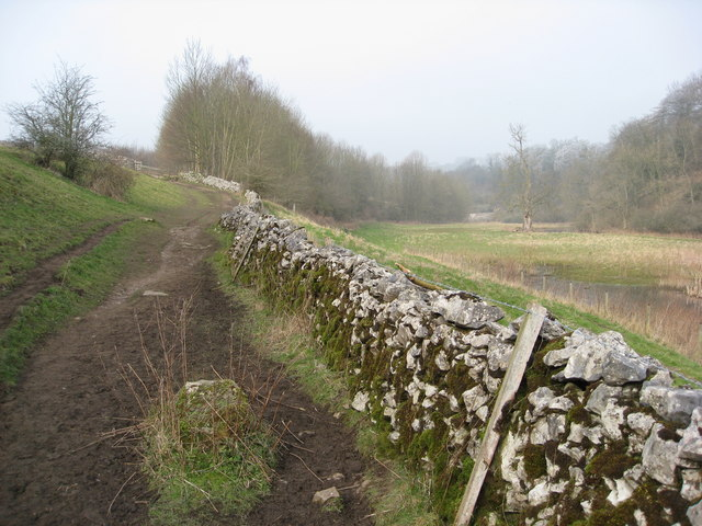 Footpath at Conksbury