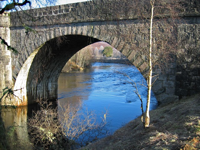 River Moriston at Torgyle Bridge