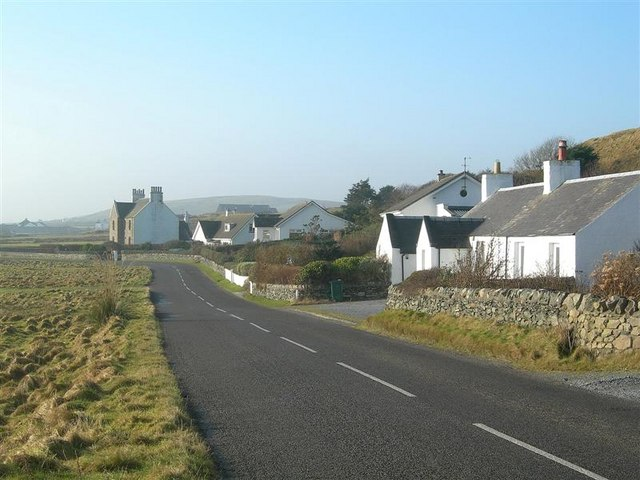 Houses On The A847