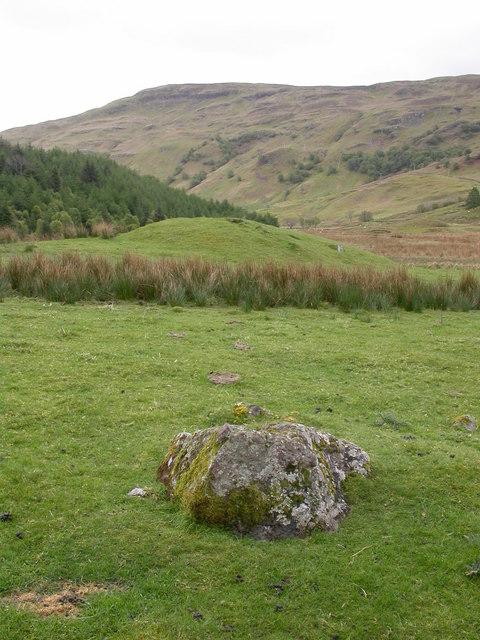 Cairn, Glen Lonan