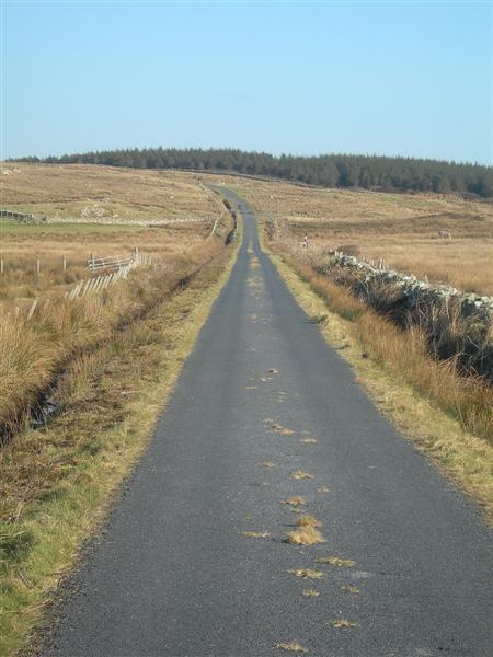 The Road To Kilchiaran