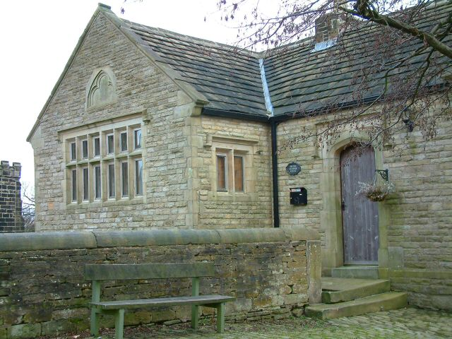 The Old Grammar School, Mottram in Longdendale