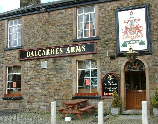 Balcarres Arms, Haigh