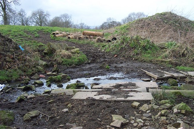 Footpath Ford at Thorncliffe