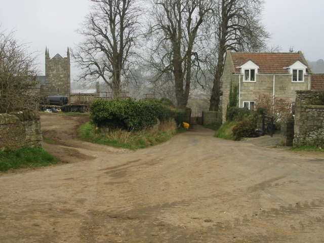 View of Englishcombe