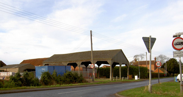 Barn at Stokeham