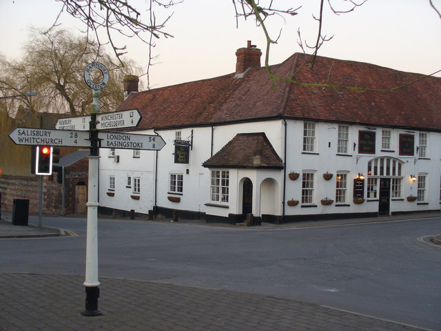 The White Hart Hotel, Overton