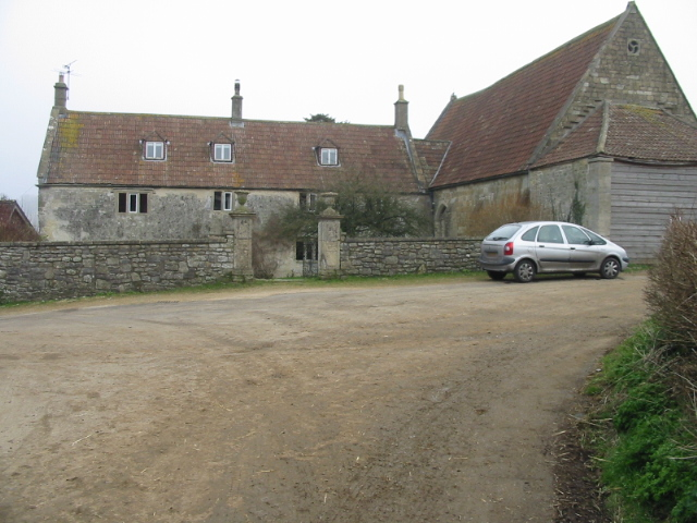 Rectory Farm House and tithe barn