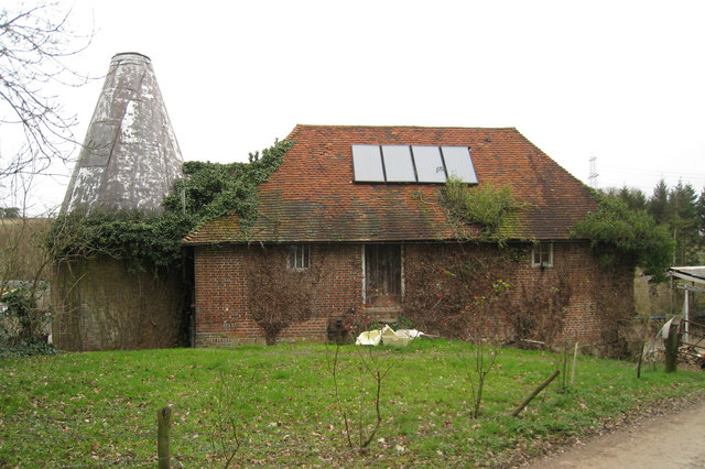 The Oast House, Catsfield Place Farm, Henley Down, Catsfield, East Sussex