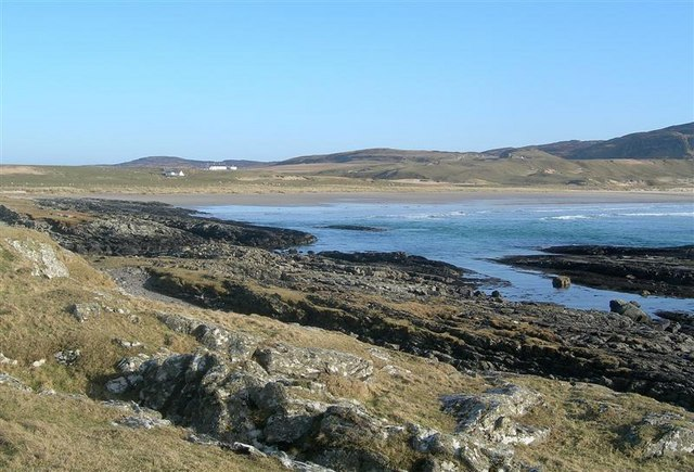 Machir Bay From The North