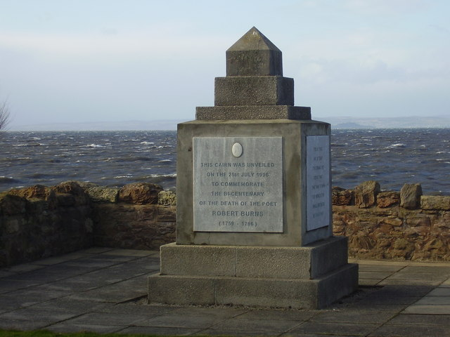 Prestonpans - Burns Memorial