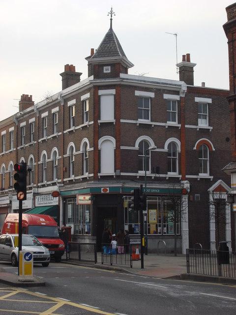 Post Office, Willesden High Rd