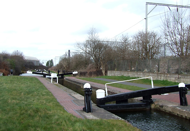 Wolverhampton Locks No 2