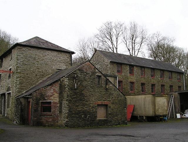 Pantolwen Mill