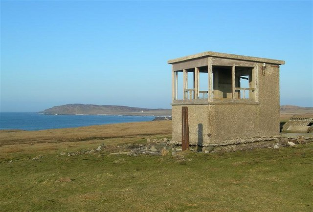Wartime Lookout Point