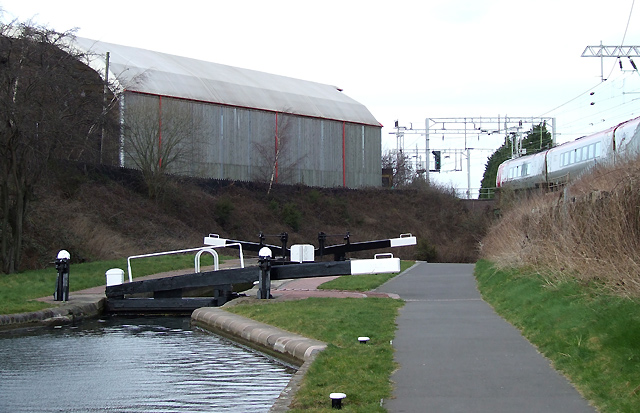 Wolverhampton Locks No 3