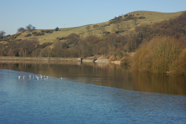 Bottoms Reservoir, Langley