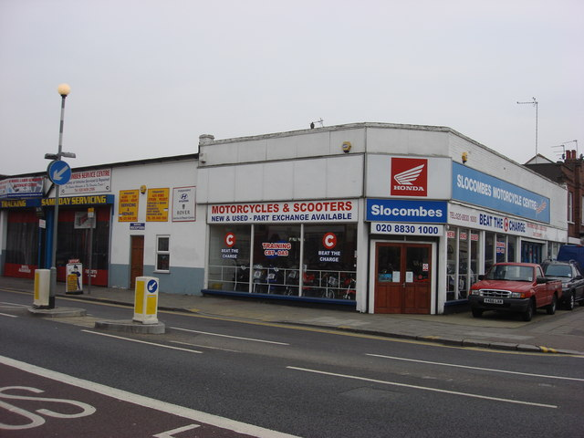 Slocombes Motorcycle Centre