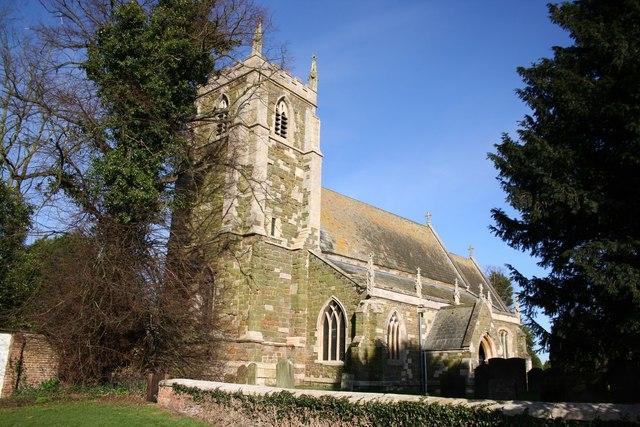 St.Helen's church tower