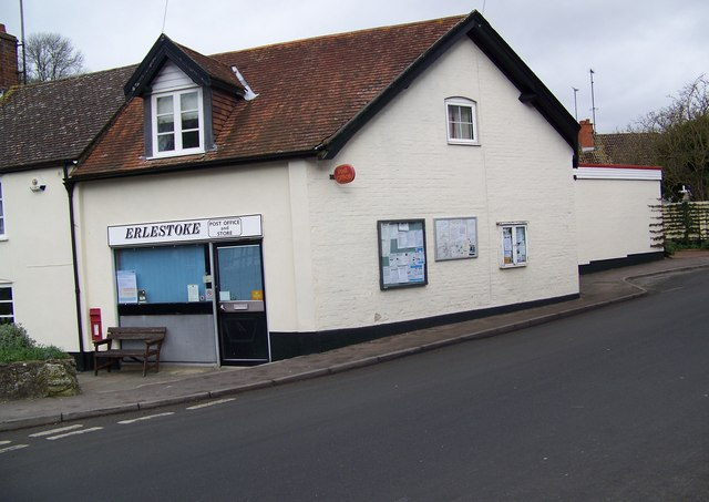Erlestoke Post Office and Store