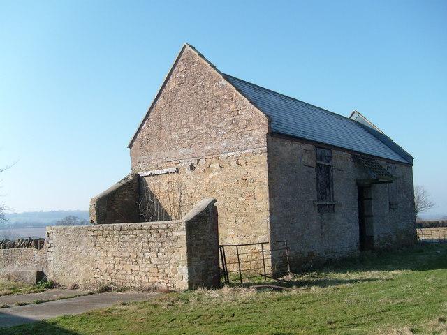 Icicle Barn