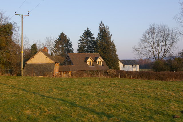 Cottages near Paytoe Hall