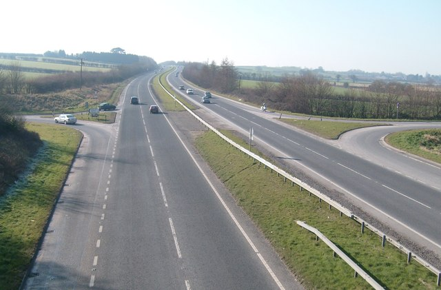A303 looking SW