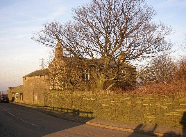 Ridge End, Pinfold Lane, Fixby