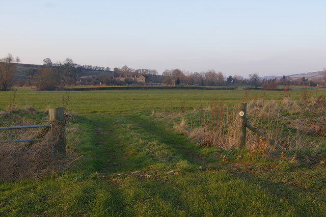 Gateway on Wigmore Moor