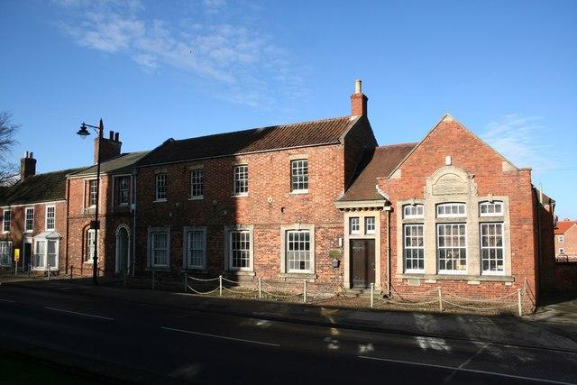 Spilsby Grammar School