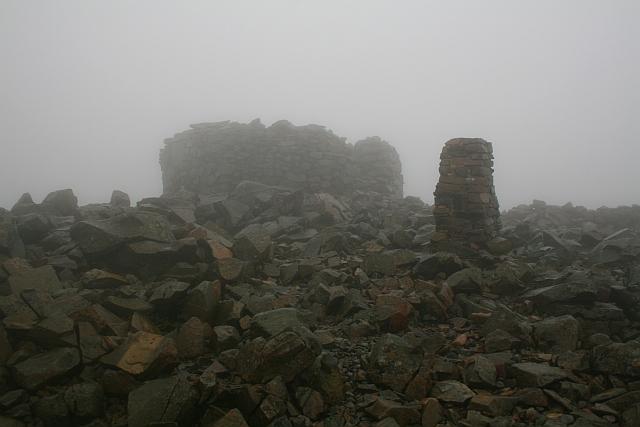 Sca Fell Pike Summit