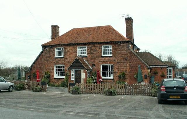 'The Green Man' inn