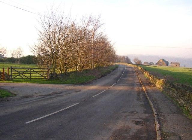 Pinfold Lane, Fixby / Rastrick
