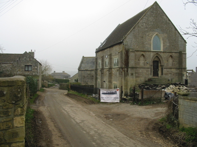 More building work at the chapel