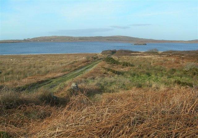 Loch Gorm Track