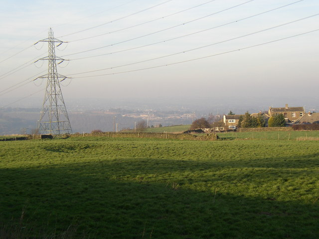 Field with old quarry, Pinfold Lane, Rastrick